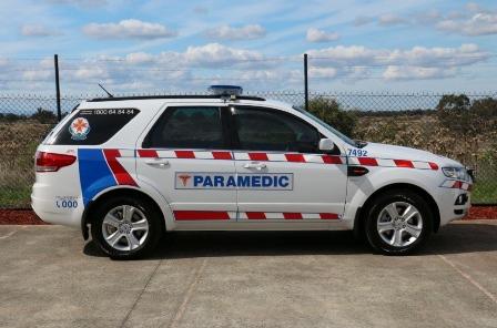 Victorian ambulance subscription