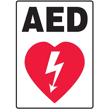 AED red